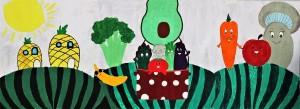 PANO_Sve se može kad se hoće, a biti zdrav uz povrće i voće