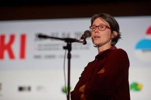 Ana Horvat redateljica filma Crvena jabucica